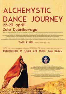 Holistic Dance Language Retreat Estonia