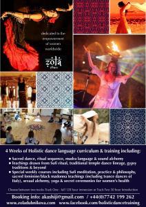 Zola Dubnikova Temple Dance Arts 2015 2016 1
