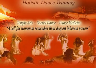 Zola Dubnikova Holistic Dance Training